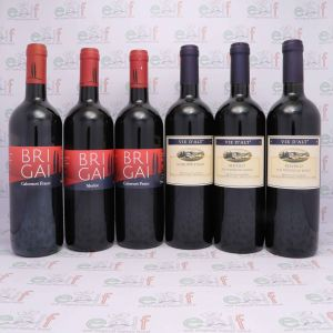 RED WINES KIT