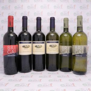 """MIX WHITE AND RED WINES"" KIT"