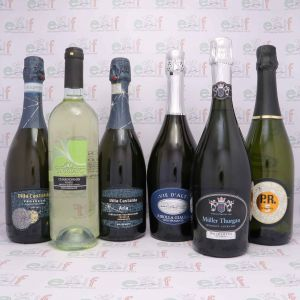 "Selection ""Bollicine"" Bubbles"